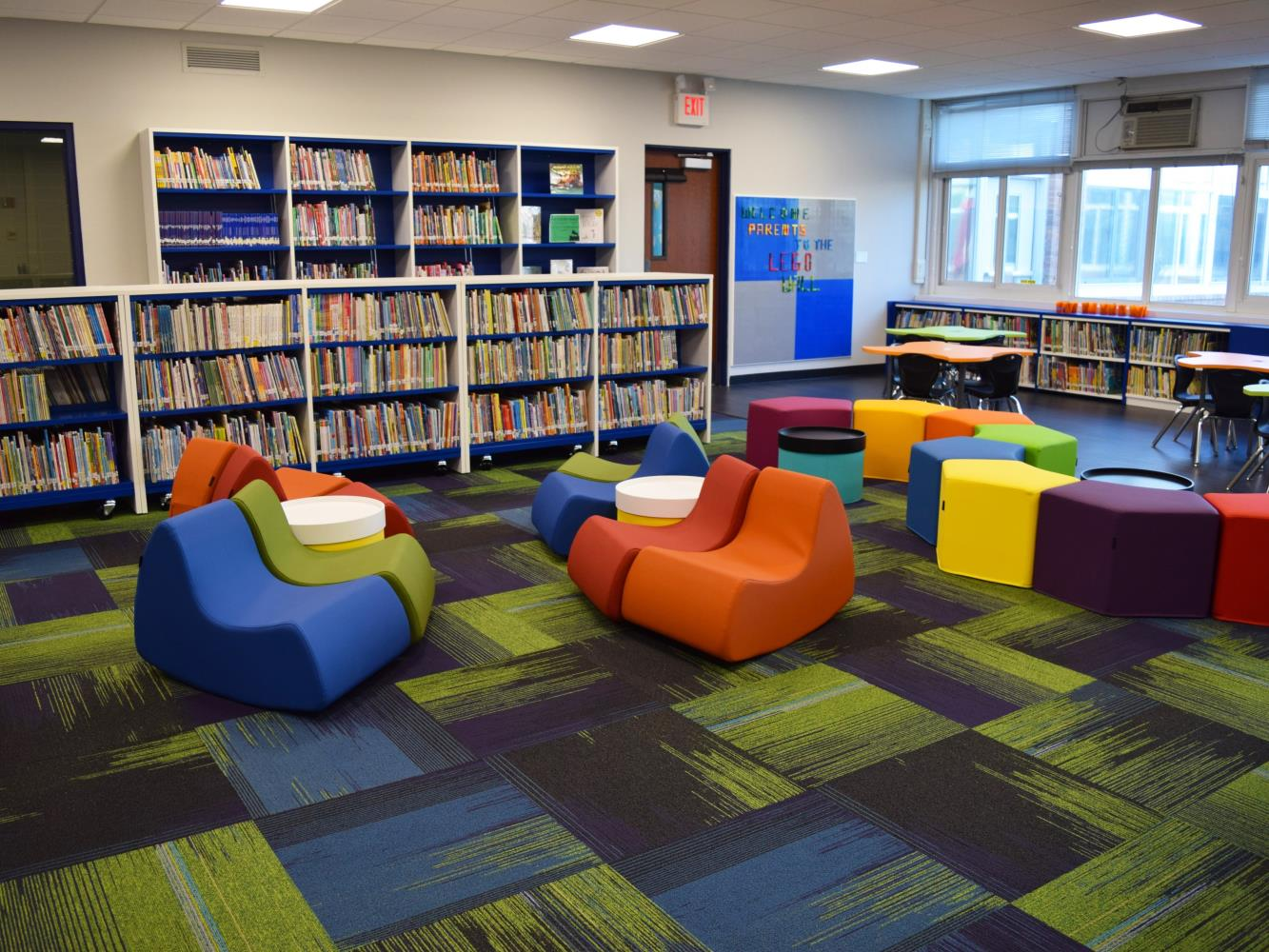 Elementary Library Pic 1