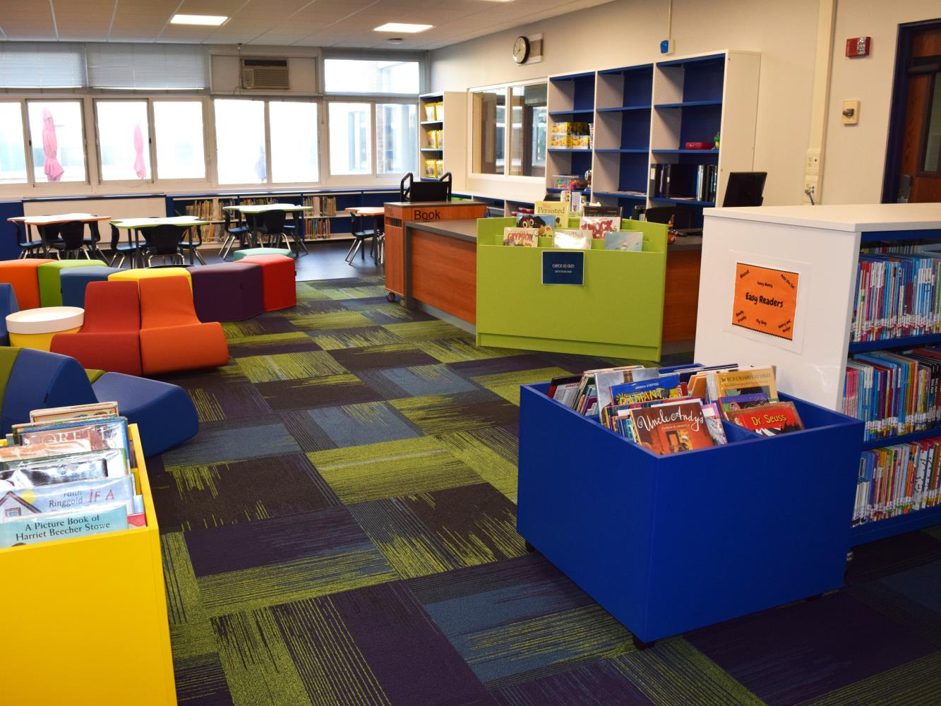 Elementary Library Pic 5