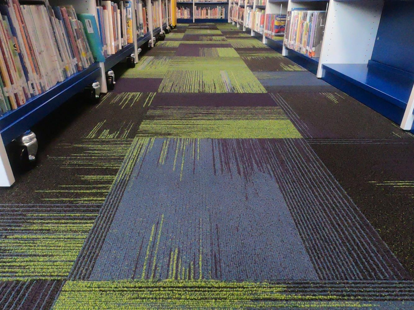 Elementary Library | RENU Contracting and Restoration