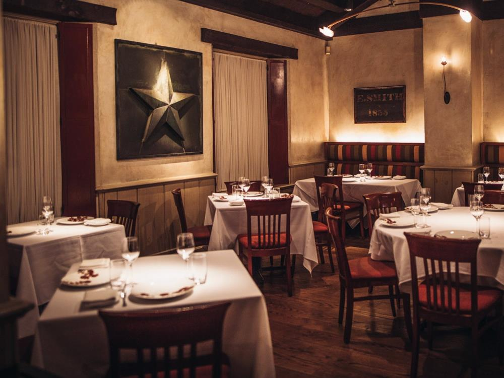 Gramercy Tavern, dining area