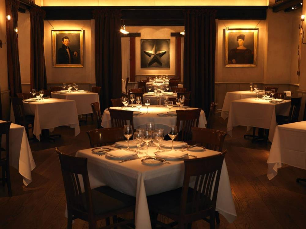 Gramercy Tavern, dining area 2